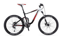 Giant Trance X3 white/black/red